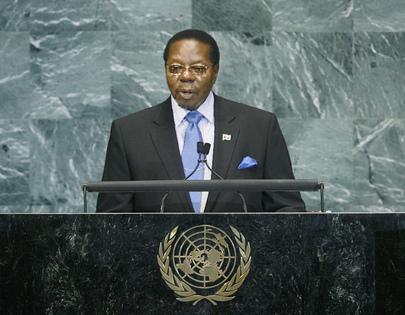 Best-Dressed Politicans - Bingu wa Mutharika