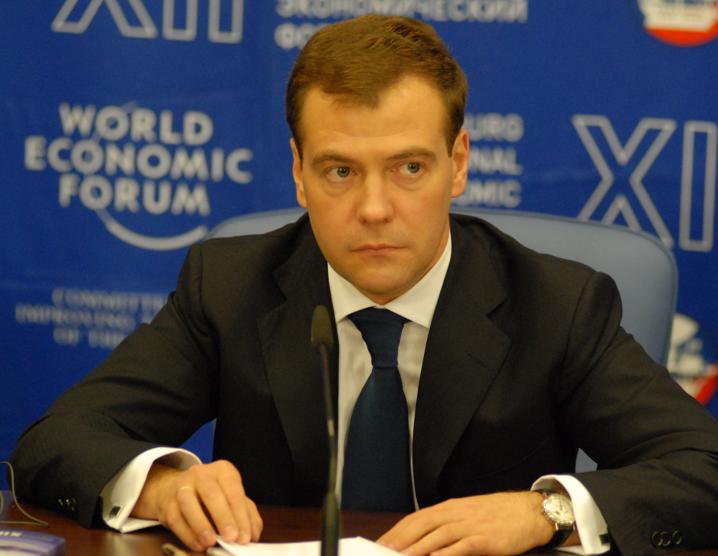 Best-Dressed Politicans - Dmitry Medvedev