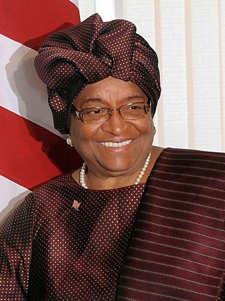Best-Dressed Politicians - Ellen Johnson Sirleaf