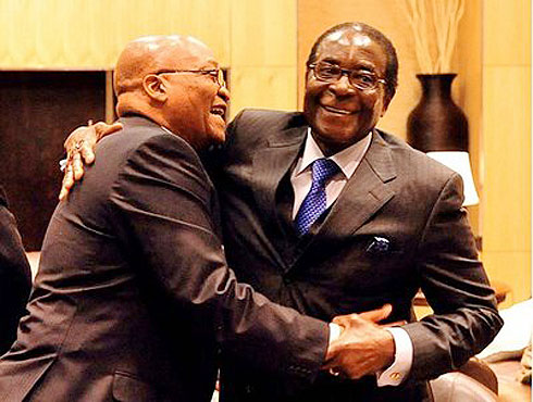 Best-Dressed Politicians - Robert Mugabe