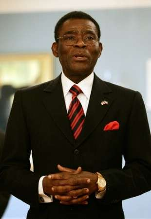 Best-Dressed Politicans - Teodoro Obiang Nguema Mbasogo