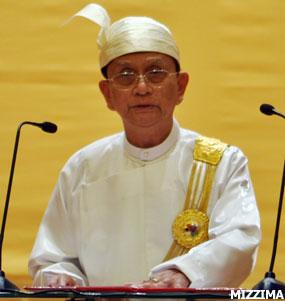 Best-Dressed Politicians - Thein Sein