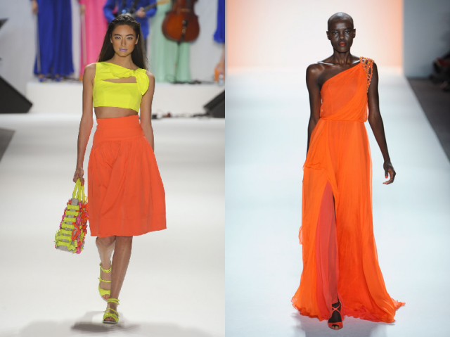 Summer Fashion 2012 - Citrus Colours