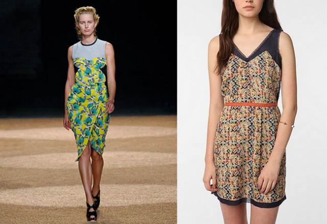 Summer Fashion 2012 - Florals