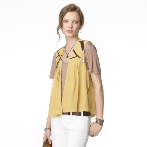 Summer Fashion 2012 - Club Monaco Veruca Vest