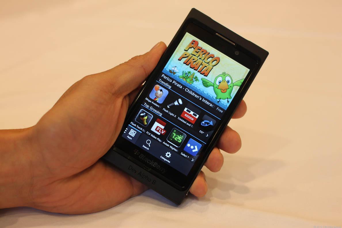 Top Tech Gadgets of 2013 - Blackberry 10