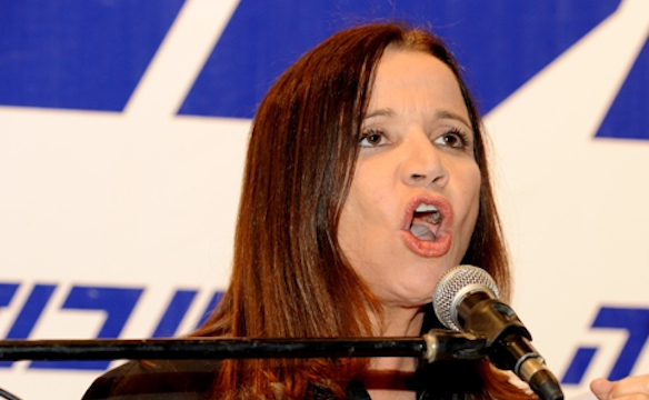 Israeli Elections: Shelly Yachimovich, leader of the Labor Party, is focussing on jobs and the economy