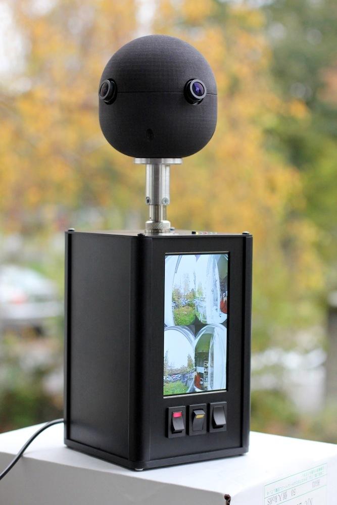 Top Tech Gadgets of 2013 - Sphericam