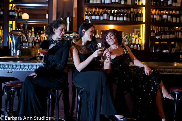 CANTAS Fashion Photoshoot Girls Night Out