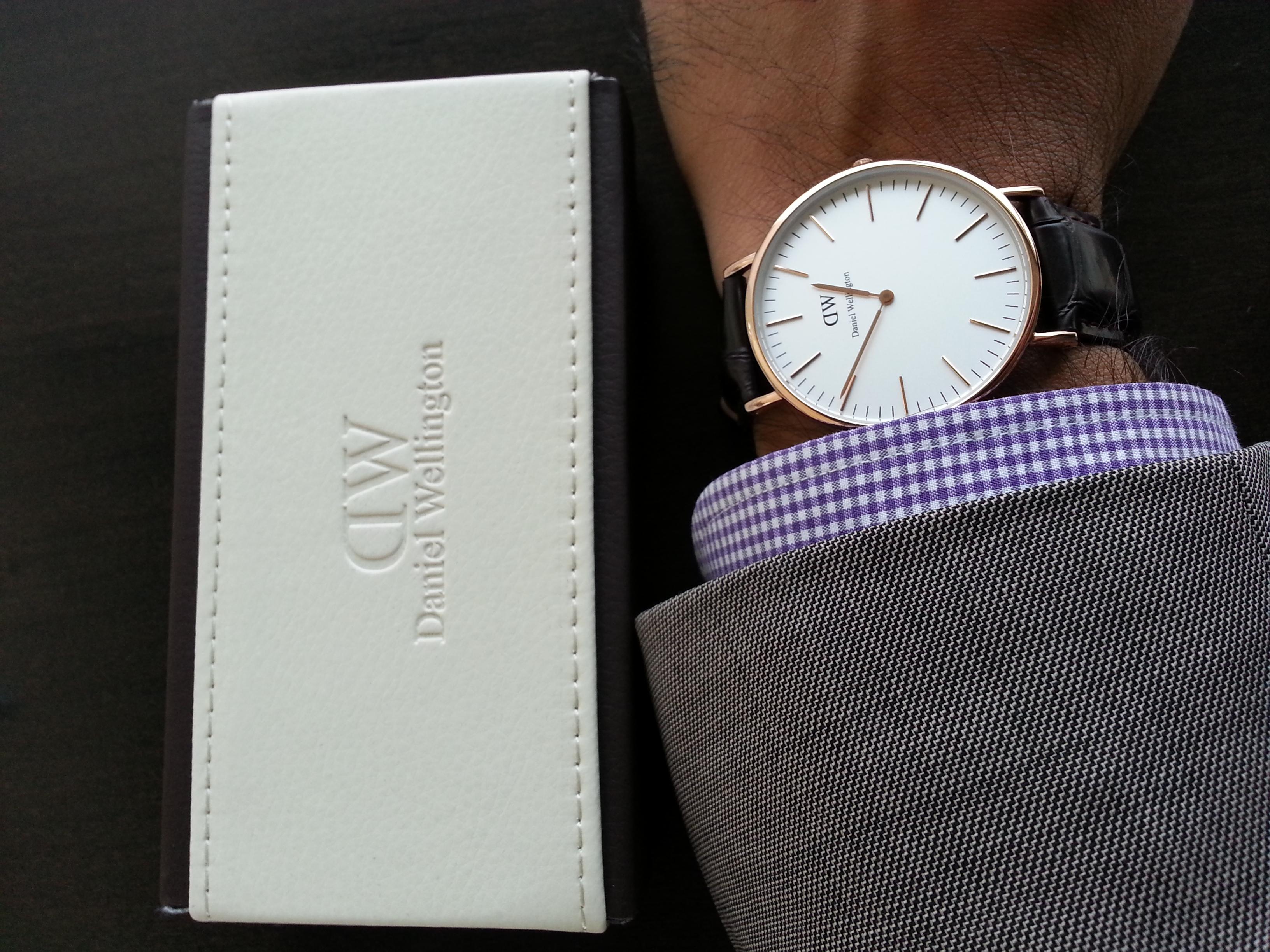 Dw Watches Men