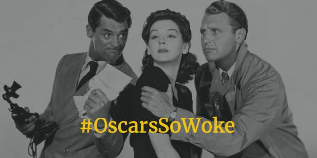 #OscarsSoWoke